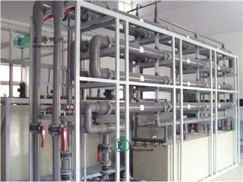 气体管道系统
