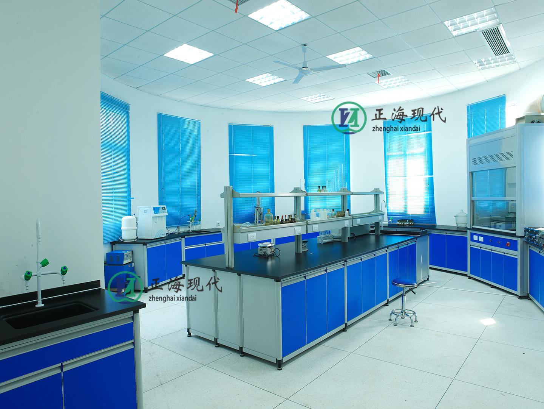 圆铝中央实验台